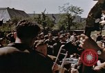 Image of Victory in Europe Day celebration Germany, 1945, second 43 stock footage video 65675055962