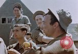 Image of Victory in Europe Day celebration Germany, 1945, second 47 stock footage video 65675055962