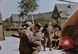 Image of Victory in Europe Day celebration Germany, 1945, second 50 stock footage video 65675055962