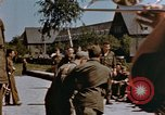 Image of Victory in Europe Day celebration Germany, 1945, second 51 stock footage video 65675055962