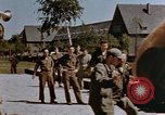 Image of Victory in Europe Day celebration Germany, 1945, second 54 stock footage video 65675055962
