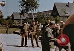 Image of Victory in Europe Day celebration Germany, 1945, second 55 stock footage video 65675055962