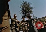 Image of Victory in Europe Day celebration Germany, 1945, second 56 stock footage video 65675055962