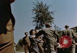 Image of Victory in Europe Day celebration Germany, 1945, second 59 stock footage video 65675055962