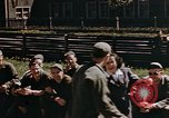 Image of Victory in Europe Day celebration Germany, 1945, second 62 stock footage video 65675055962