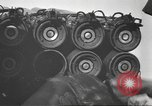 Image of test rocket launcher Alsace France, 1944, second 34 stock footage video 65675057851