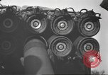 Image of test rocket launcher Alsace France, 1944, second 35 stock footage video 65675057851