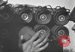 Image of test rocket launcher Alsace France, 1944, second 39 stock footage video 65675057851