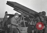 Image of test rocket launcher Alsace France, 1944, second 44 stock footage video 65675057851