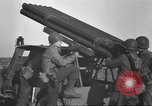 Image of test rocket launcher Alsace France, 1944, second 45 stock footage video 65675057851
