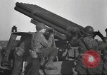 Image of test rocket launcher Alsace France, 1944, second 48 stock footage video 65675057851