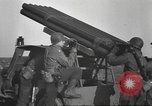 Image of test rocket launcher Alsace France, 1944, second 49 stock footage video 65675057851