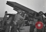 Image of test rocket launcher Alsace France, 1944, second 51 stock footage video 65675057851