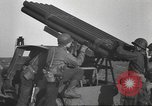 Image of test rocket launcher Alsace France, 1944, second 52 stock footage video 65675057851