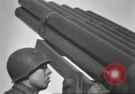 Image of test rocket launcher Alsace France, 1944, second 61 stock footage video 65675057851