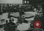 Image of marble game Asbury Park New Jersey USA, 1950, second 9 stock footage video 65675058227