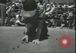 Image of marble game Asbury Park New Jersey USA, 1950, second 13 stock footage video 65675058227