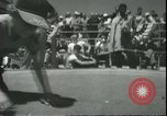 Image of marble game Asbury Park New Jersey USA, 1950, second 18 stock footage video 65675058227