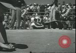 Image of marble game Asbury Park New Jersey USA, 1950, second 19 stock footage video 65675058227