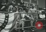 Image of marble game Asbury Park New Jersey USA, 1950, second 21 stock footage video 65675058227