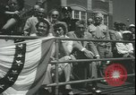 Image of marble game Asbury Park New Jersey USA, 1950, second 22 stock footage video 65675058227