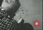 Image of marble game Asbury Park New Jersey USA, 1950, second 31 stock footage video 65675058227