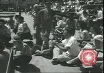 Image of marble game Asbury Park New Jersey USA, 1950, second 38 stock footage video 65675058227