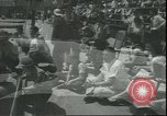 Image of marble game Asbury Park New Jersey USA, 1950, second 39 stock footage video 65675058227