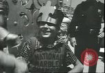 Image of marble game Asbury Park New Jersey USA, 1950, second 47 stock footage video 65675058227