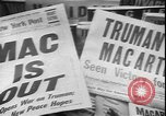 Image of General MacArthur United States USA, 1951, second 33 stock footage video 65675058719