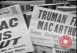 Image of General MacArthur United States USA, 1951, second 34 stock footage video 65675058719
