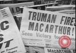 Image of General MacArthur United States USA, 1951, second 35 stock footage video 65675058719