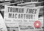 Image of General MacArthur United States USA, 1951, second 37 stock footage video 65675058719