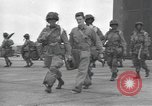 Image of 502nd Parachute Infantry Regiment, 101st Airborne Division England United Kingdom, 1944, second 2 stock footage video 65675058878