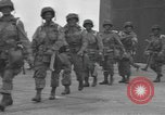 Image of 502nd Parachute Infantry Regiment, 101st Airborne Division England United Kingdom, 1944, second 5 stock footage video 65675058878