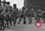 Image of 502nd Parachute Infantry Regiment, 101st Airborne Division England United Kingdom, 1944, second 8 stock footage video 65675058878