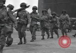 Image of 502nd Parachute Infantry Regiment, 101st Airborne Division England United Kingdom, 1944, second 10 stock footage video 65675058878