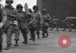 Image of 502nd Parachute Infantry Regiment, 101st Airborne Division England United Kingdom, 1944, second 12 stock footage video 65675058878