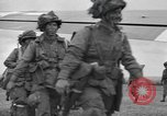Image of 502nd Parachute Infantry Regiment, 101st Airborne Division England United Kingdom, 1944, second 23 stock footage video 65675058878