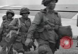 Image of 502nd Parachute Infantry Regiment, 101st Airborne Division England United Kingdom, 1944, second 24 stock footage video 65675058878