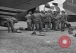 Image of 502nd Parachute Infantry Regiment, 101st Airborne Division England United Kingdom, 1944, second 40 stock footage video 65675058878