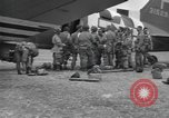 Image of 502nd Parachute Infantry Regiment, 101st Airborne Division England United Kingdom, 1944, second 45 stock footage video 65675058878