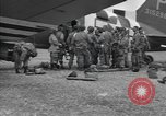 Image of 502nd Parachute Infantry Regiment, 101st Airborne Division England United Kingdom, 1944, second 46 stock footage video 65675058878