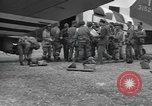 Image of 502nd Parachute Infantry Regiment, 101st Airborne Division England United Kingdom, 1944, second 48 stock footage video 65675058878