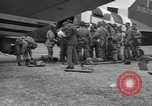 Image of 502nd Parachute Infantry Regiment, 101st Airborne Division England United Kingdom, 1944, second 50 stock footage video 65675058878