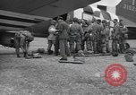 Image of 502nd Parachute Infantry Regiment, 101st Airborne Division England United Kingdom, 1944, second 51 stock footage video 65675058878
