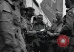 Image of 502nd Parachute Infantry Regiment, 101st Airborne Division England United Kingdom, 1944, second 60 stock footage video 65675058878