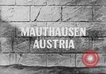 Image of Mauthausen Concentration Camp Austria, 1945, second 1 stock footage video 65675060581