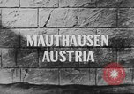 Image of Mauthausen Concentration Camp Austria, 1945, second 2 stock footage video 65675060581
