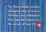 Image of Shan tribe people Paoshan China, 1941, second 10 stock footage video 65675060845